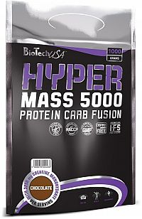Hyper Mass 5000 - Biotech USA 1000 g Malina+Jogurt