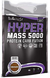 Hyper Mass 5000 - Biotech USA 4000 g Karamel+Kapučíno
