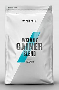 Impact Weight Gainer - MyProtein 2500 g Strawberry