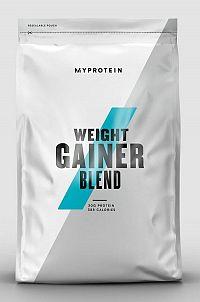 Impact Weight Gainer - MyProtein 2500 g Vanilla