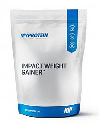 Impact Weight Gainer - MyProtein 2500 g Vanilla