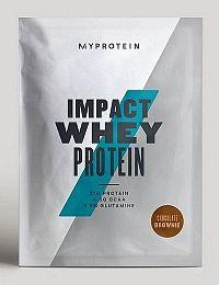 Impact Whey Protein - MyProtein 2500 g Banana+Stevia