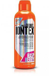 Iontex Multi Drink Liquid + Pumpa Zadarmo - Extrifit 1000 ml Pineapple