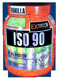 ISO 90 Whey Isolate - Extrifit 1000 g Vanilka