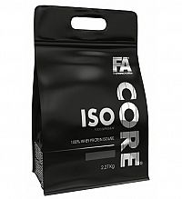 ISO Core od Fitness Authority 2270 g White chocolate+Coconut