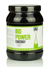 Iso Power Energy - Body Nutrition 480 g Orange
