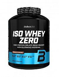 ISO Whey ZERO - Biotech USA 2270 g Biela čokoláda