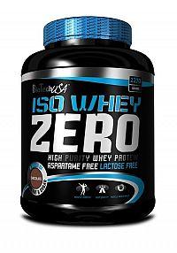 ISO Whey ZERO od Biotech USA 500 g sáčok Jahoda