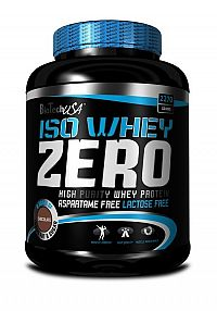 ISO Whey ZERO od Biotech USA 500 g sáčok Tiramisu