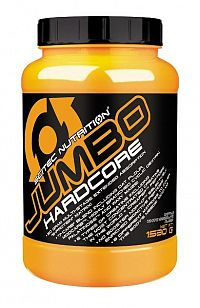 Jumbo Hardcore od Scitec Nutrition 1530 g Brittle white chocolate