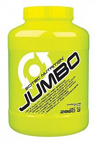 Jumbo od Scitec Nutrition 4400 g Jahoda