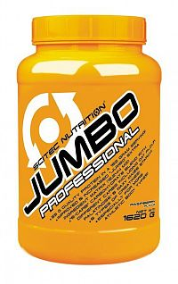 Jumbo Professional od Scitec Nutrition 3240 g Čokoláda