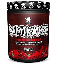Kamikadze - Warrior Labs 13 g (1 dávka) Green Apple