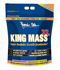 King Mass XL - Ronnie Coleman 6750 g Strawberry Milk Shake