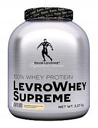 Levro Whey Supreme - Kevin Levrone 2270 g Strawberry+Banana