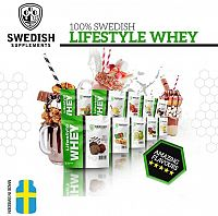 Lifestyle Whey - Swedish Supplements 1000 g Apple Pie