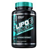 Lipo 6 Black Hers - Nutrex 120 kaps.