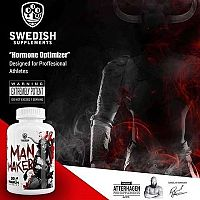 Man Maker - Swedish Supplements 90 kaps.