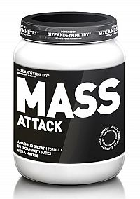 Mass Attack - Sizeandsymmetry 3000 g Vanilla