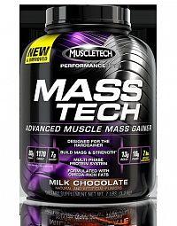 Mass-Tech Performance Series - Muscletech 3,2 kg Vanilka