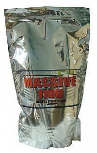 Massive 1100 - 2720 g - Mega-Pro Nutrition 2720 g Vanilka