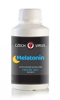 Melatonin - Czech Virus 100 tbl.