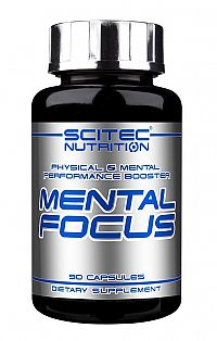 Mental Focus - Scitec Nutrition
