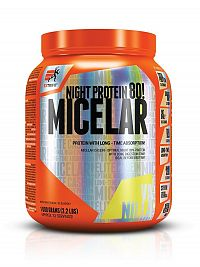 Micelar Night Protein 80 - Extrifit 1000 g Čokoláda