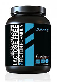 Micro Whey Active Lactose Free od Self OmniNutrition 1000 g Cookies a cream