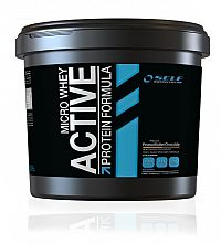 Micro Whey Active od Self OmniNutrition 2000 g Vanilka