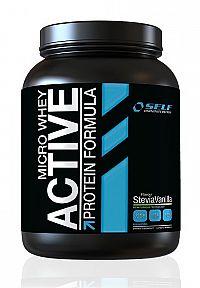 Micro Whey Active Stevia od Self OmniNutrition 1000 g Jahoda