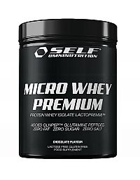 Micro Whey Premium od Self OmniNutrition 1000 g Jahoda