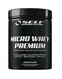 Micro Whey Premium od Self OmniNutrition 1000 g Vanilka