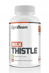 Milk Thistle: Pestrec mariánsky - GymBeam