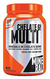Multi Chelate 6 - Extrifit 90 kaps.