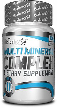 Multimineral Complex - Biotech USA