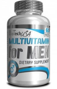 Multivitamin for Men - Biotech USA