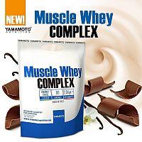 Muscle Whey COMPLEX - Yamamoto 2000 g Vanilla