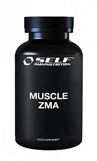 Muscle ZMA od Self OmniNutrition