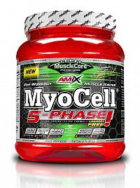MyoCell 5 phase - Amix 500 g Lemon Lime