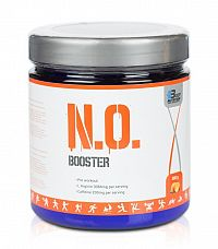 N.O. Booster - Body Nutrition 600 g Pomaranč