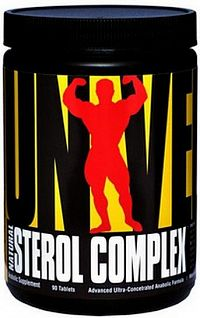 Natural Sterol Complex - Universal Nutrition