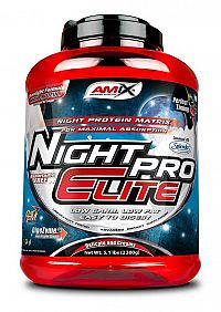 Night PRO Elite - Amix 2300 g Jahoda