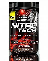 Nitro-Tech Performance Series - Muscletech 907 g Vanilka