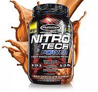Nitro-Tech Power - Muscletech 1810 g Triple Chocolate Supreme