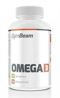 Omega 3 - GymBeam 240 kaps.