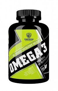 Omega 3 - Swedish Supplements 120 kaps.