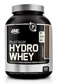 Platinum Hydrowhey - Optimum Nutrition 1590 g Vanilka