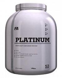 Platinum Micellar Casein - Fitness Authority 1,6 kg Vanilka