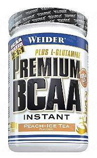Premium BCAA - Weider 500 g Lemon-Lime